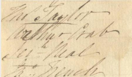 Joseph Noal 1836