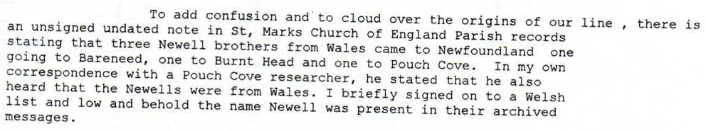Bareneed Newells Wales 2