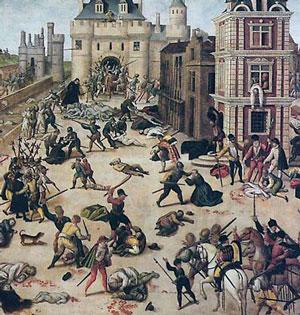 Saint-Barthelemy-massacre