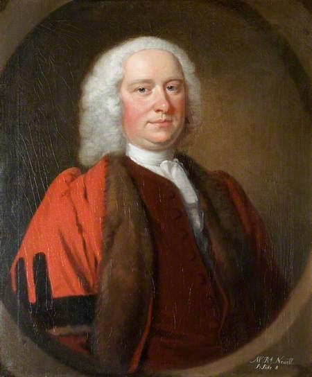 Richard Newell Mayor of Barnstaple